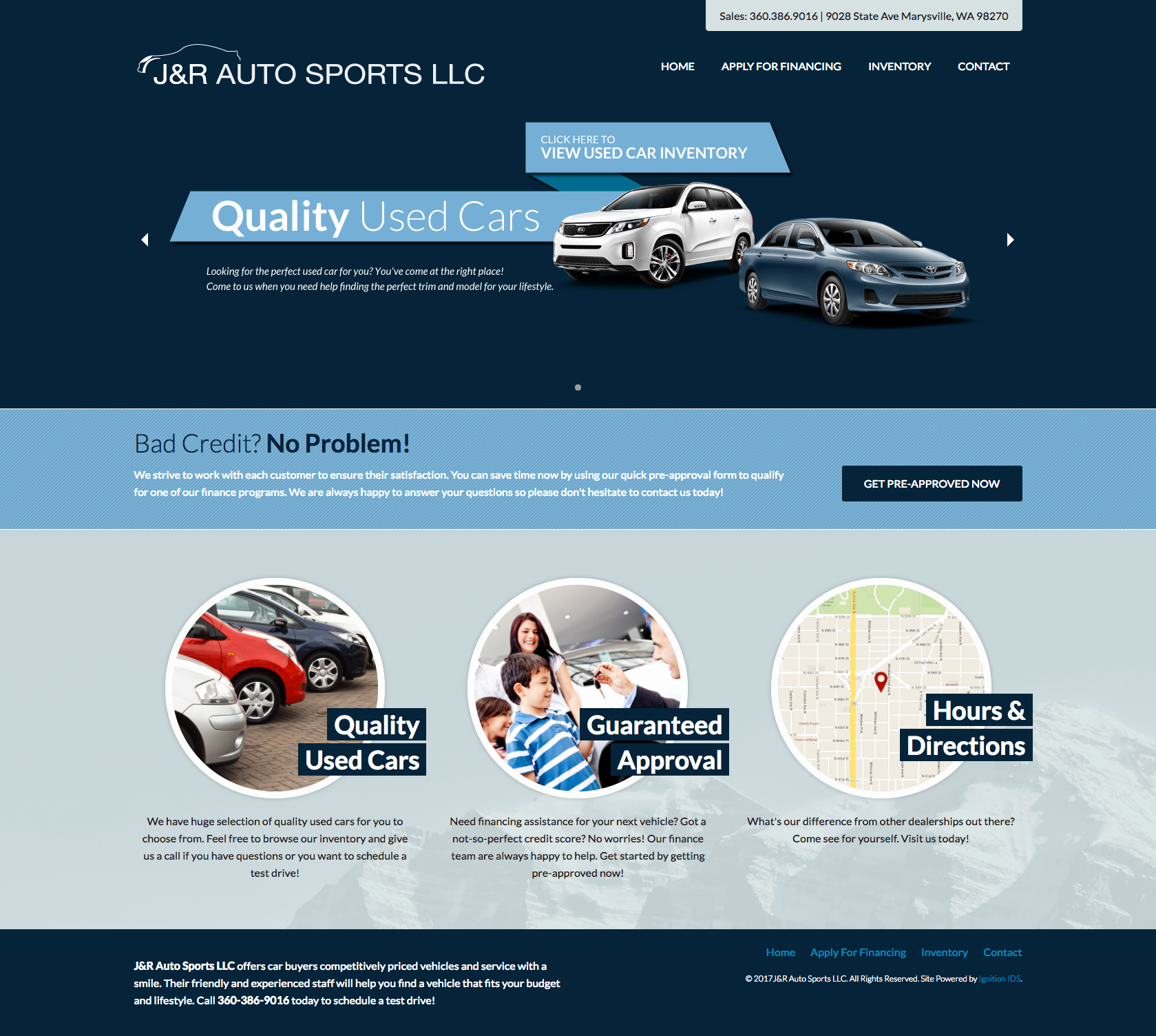 Auto Dealer Website Template Lovely Responsive Automotive Dealer Website Templates Ignition