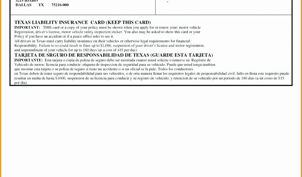 Auto Insurance Card Template Pdf Beautiful Insurance Id Card Template Download by Health – Marginesfo