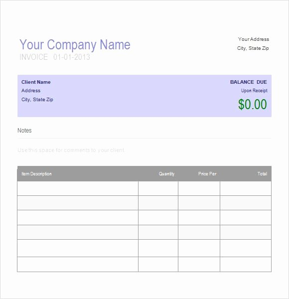 Auto Repair Invoice Template Excel Awesome Auto Repair Invoice Template Printable Word Excel