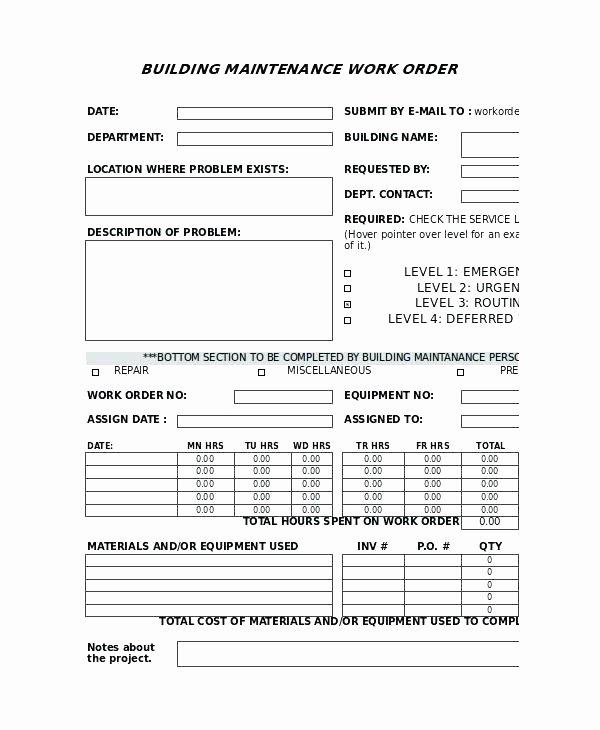 Auto Repair order Template Excel Luxury Auto Repair order Template Easy Plus Business Automotive