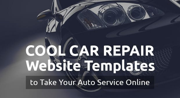 Auto Repair Website Template Awesome Learn How to Make A Car Repair Website with This Guide