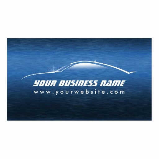 Automotive Business Card Template Free Awesome Automotive Business Card Templates