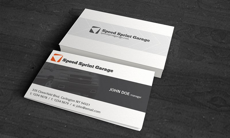 Automotive Business Card Template Free Best Of Simple Auto Business Card Template Free Download Cm