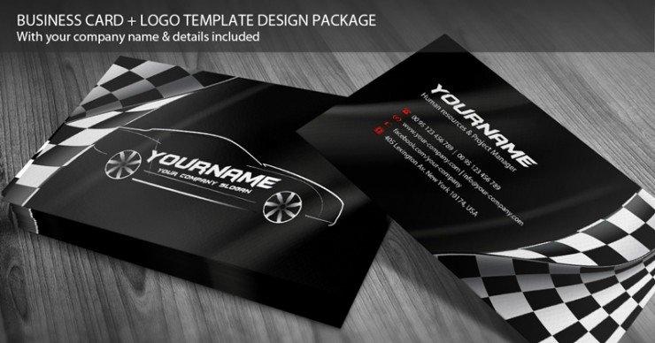 Automotive Business Card Template Free Unique Business Cards Need for Your Automobile Business today
