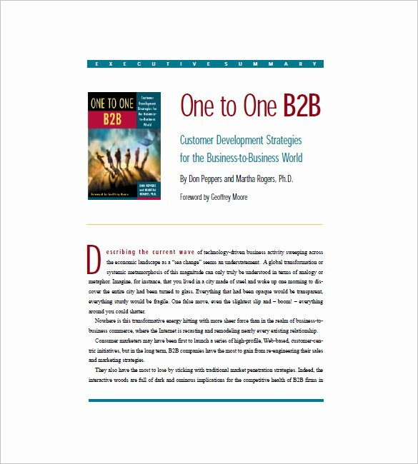 B2b Marketing Plan Template Fresh 10 B2b Marketing Plan Templates Doc Pdf