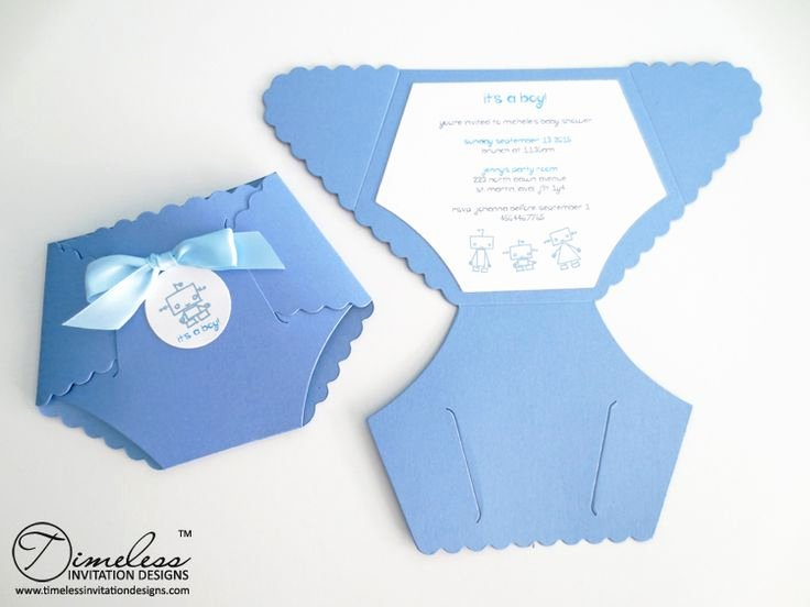 Baby Shower Diaper Invitations Template Fresh 17 Best Ideas About Diaper Invitation Template On