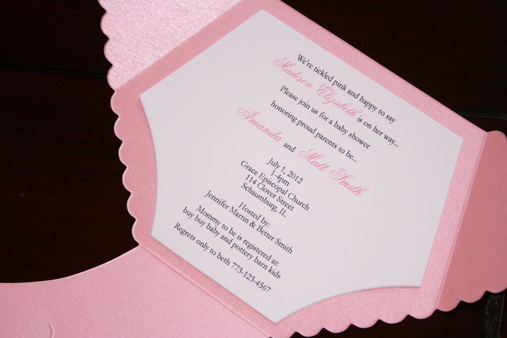 Baby Shower Diaper Invitations Template Luxury Baby Shower Invitations Diaper Image
