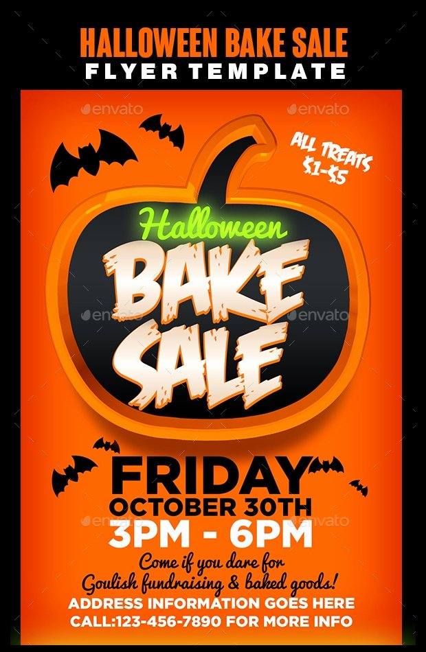 Bake Sale Flyer Template Awesome 25 Bake Sale Flyer Templates Ms Word Publisher