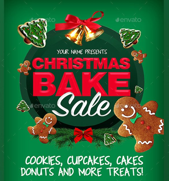 Bake Sale Flyer Template Awesome 34 Bake Sale Flyer Templates Free Psd Indesign Ai