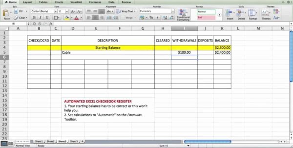 Bank Reconciliation Excel Template Unique Printable Bank Reconciliation Worksheet Excel Bank Account