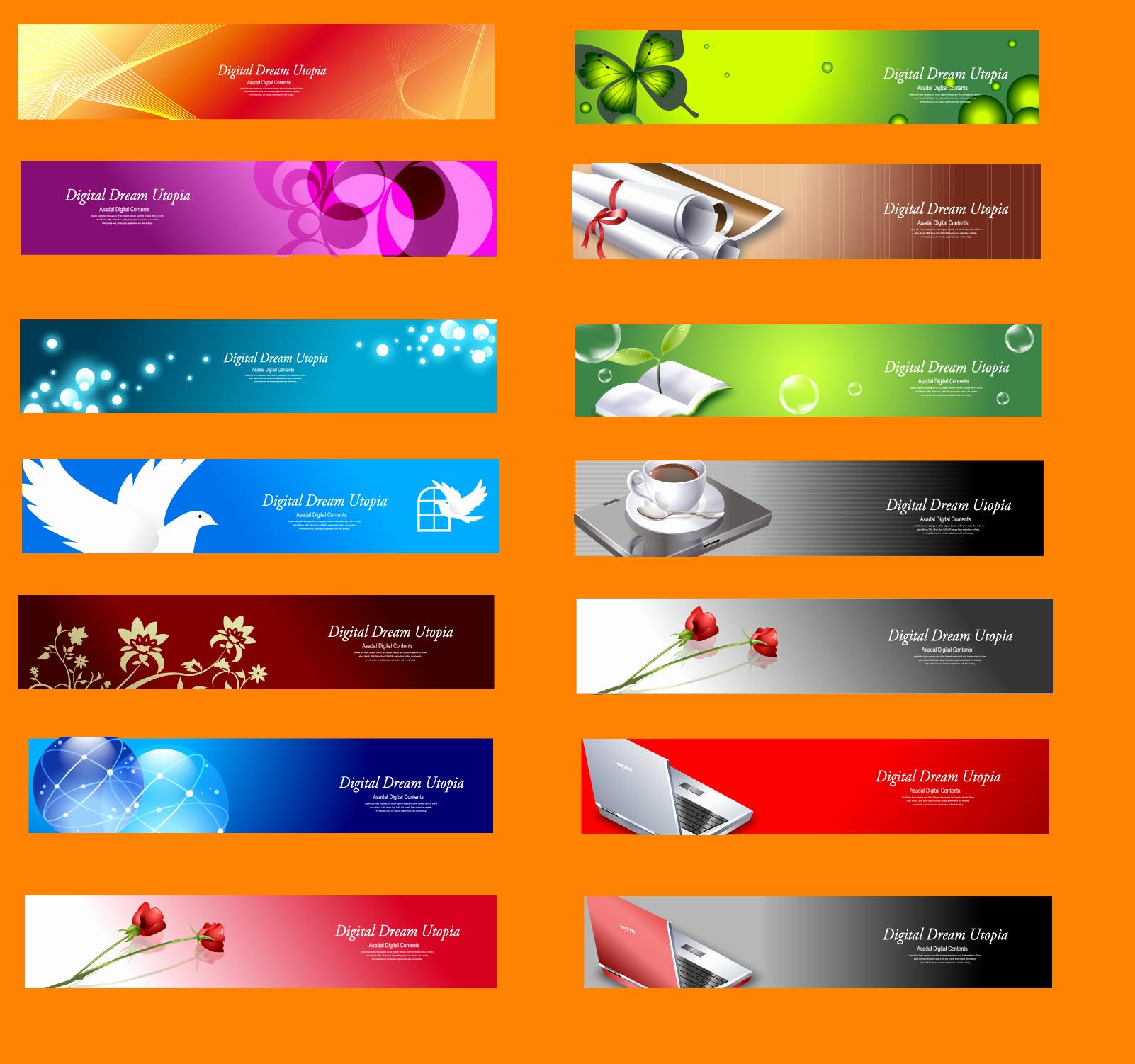 Banner Template for Word Fresh Website Banner Design Exles 28 Images 65 Banner