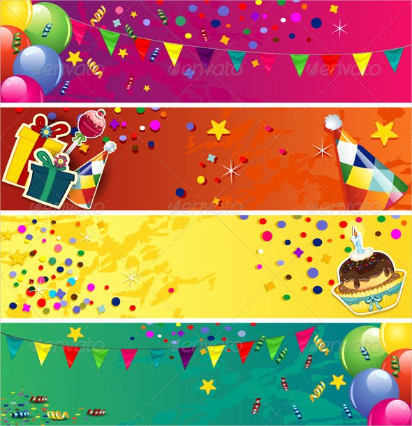 Banner Template for Word Lovely 16 Birthday Templates Free Psd Eps Word Pdf