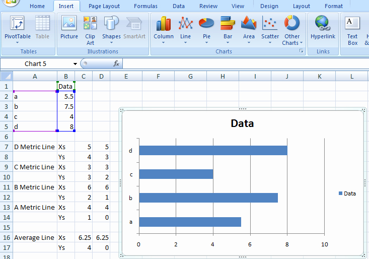 Bar Graph Template Excel Lovely How to Create 3d Column Chart In Excel 2010 How to