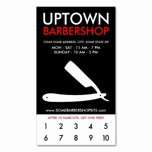 Barber Business Card Template Best Of 197 Best Images About Barber Business Cards On Pinterest