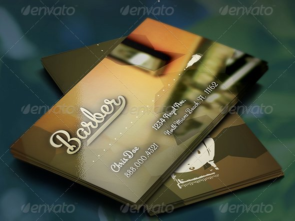 Barber Business Card Template Fresh 29 Amazing Hair Stylist Business Cards In Psd Ai & Eps
