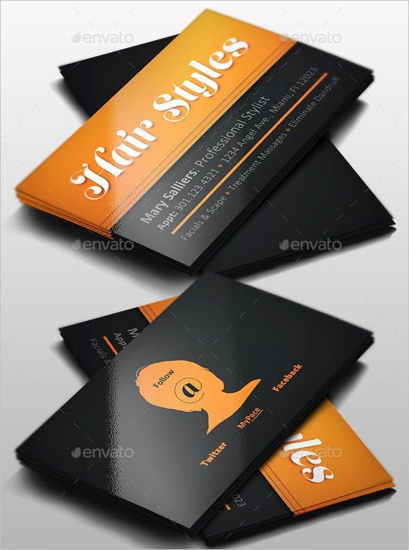 Barber Business Card Template Inspirational 27 Barber Business Card Templates Pages Indesign Word