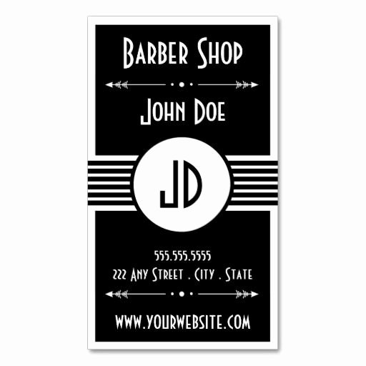 Barber Business Card Template Lovely 17 Best Images About Barber Business Cards On Pinterest