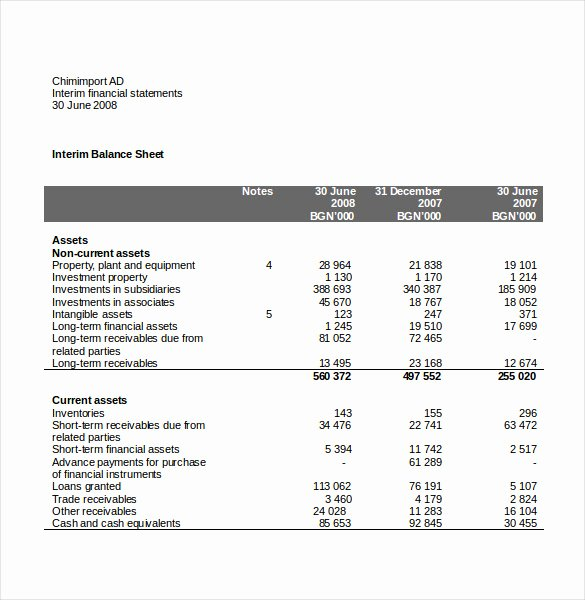 Basic Income Statement Template Elegant In E Statement Template 23 Free Word Excel Pdf