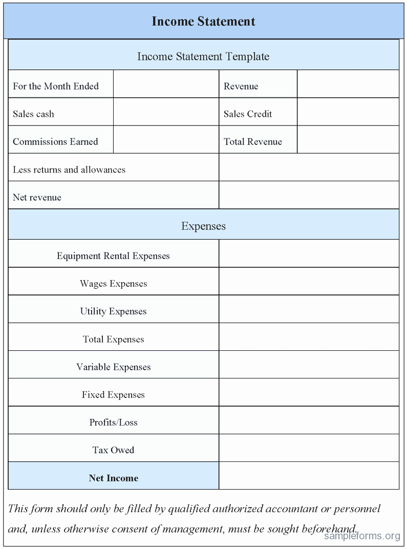 Basic Income Statement Template Unique Spreadsheet Template Simple In E Statement format Free