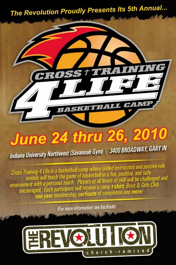 Basketball Camp Flyer Template Elegant Basketball Camp Flyers Frompo