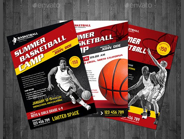 Basketball Camp Flyer Template Lovely 19 Youth Camp Flyer Free Premium Psd Vector Png Jpg
