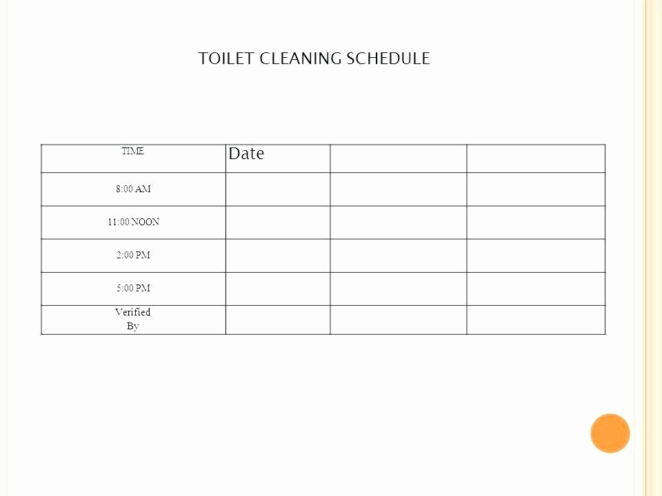 Bathroom Cleaning Schedule Template New toileting Plan Template toilet Seat – Cafedesignfo