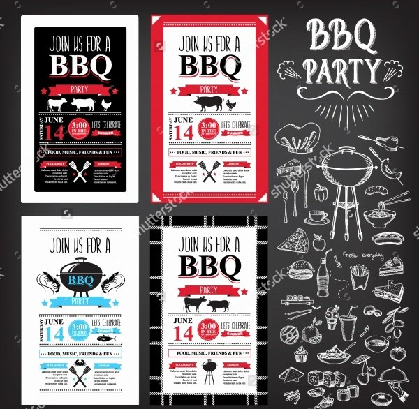 Bbq Catering Menu Template Best Of 31 Bbq Flyer Templates Psd Vector Eps Jpg Download