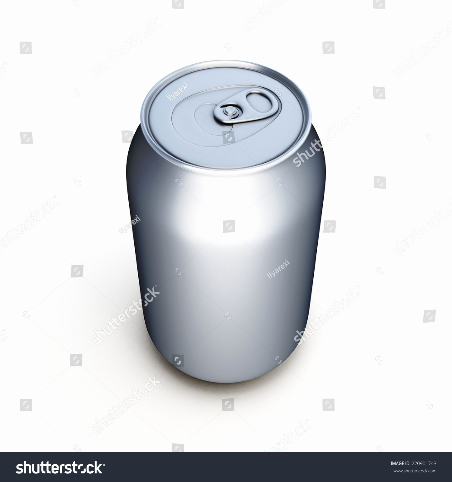 Beer Can Design Template Fresh Aluminum Beer Can isolated Over White Template Empty Can