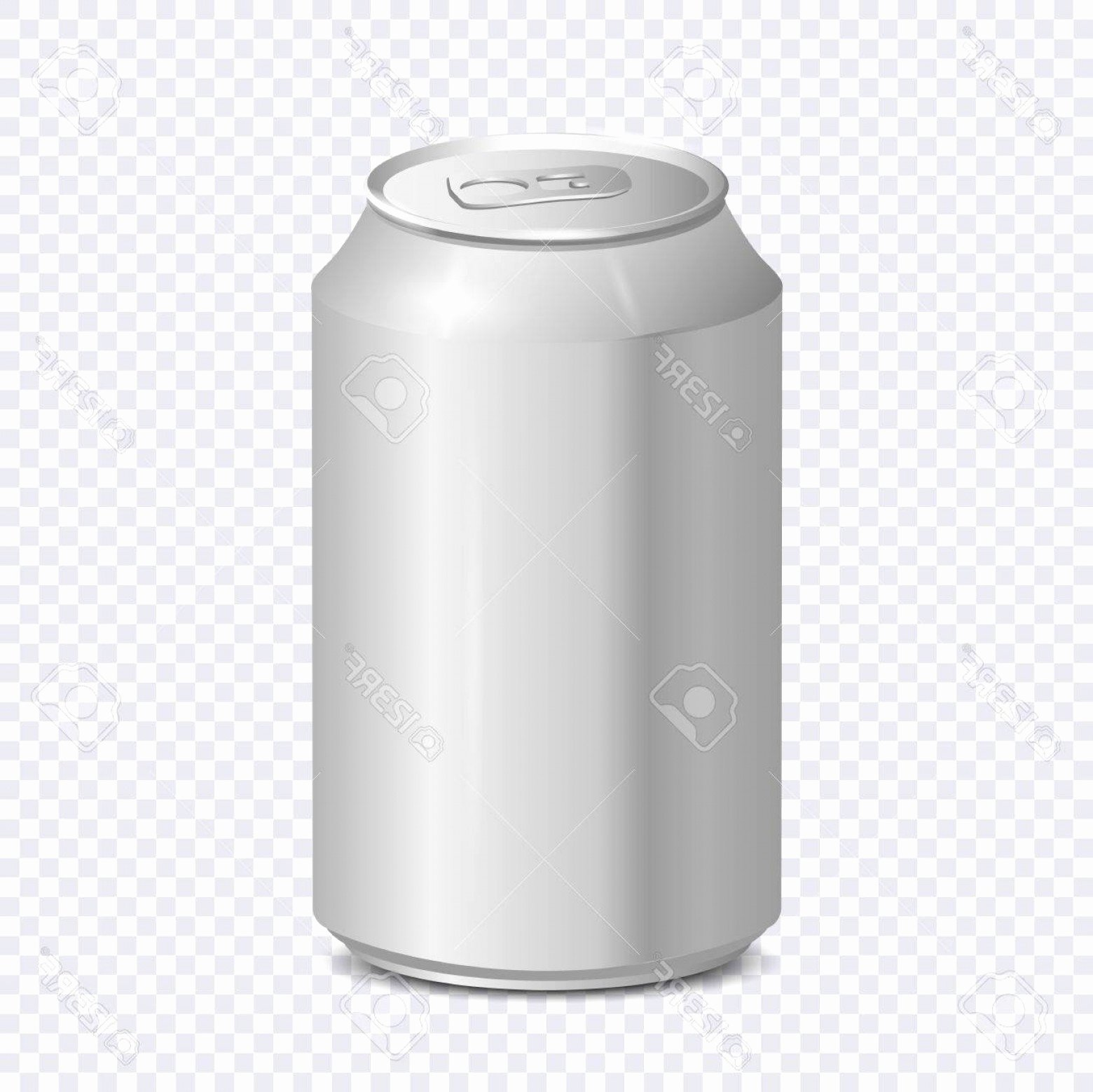 Beer Can Design Template Inspirational Stock Vector Blank Aluminum soda Can Transparent