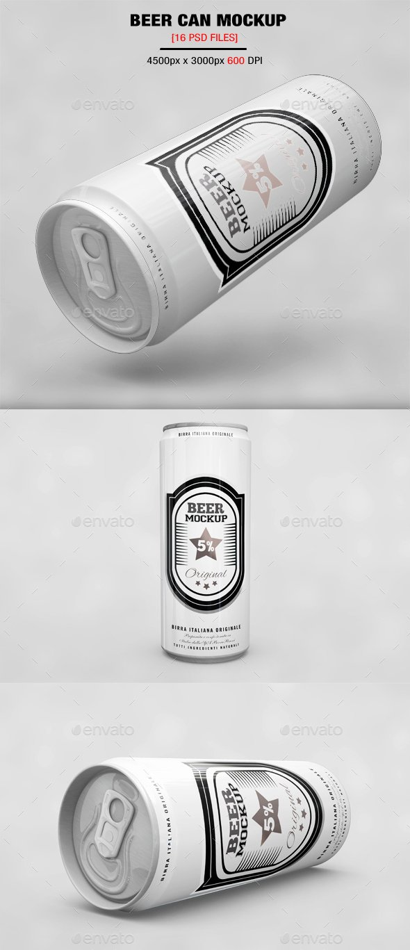 Beer Can Design Template Lovely 45 Best Beer Bottle Mockups Psd Vector