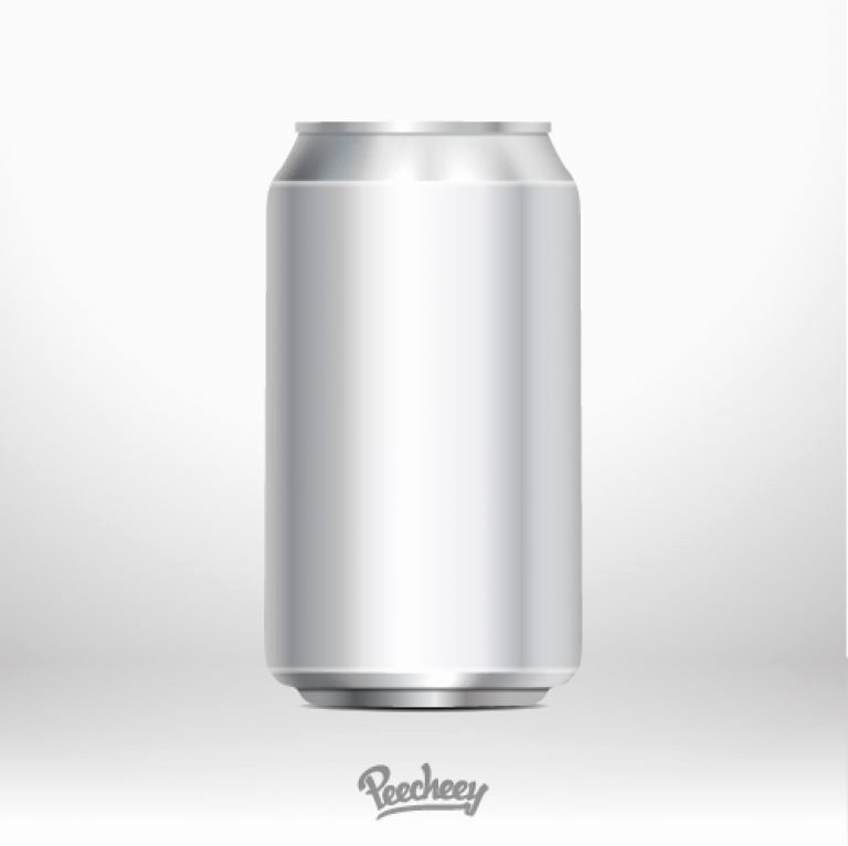 Beer Can Design Template Luxury Blank Metal Can Template