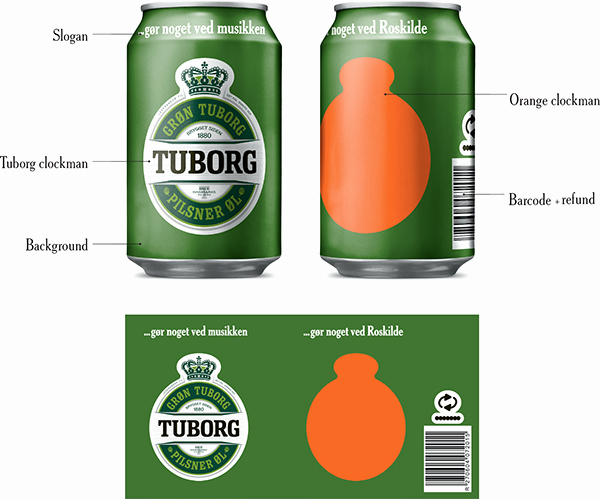 Beer Can Design Template Luxury Tuborg Roskilde 2015 Beer Can Design Petition On