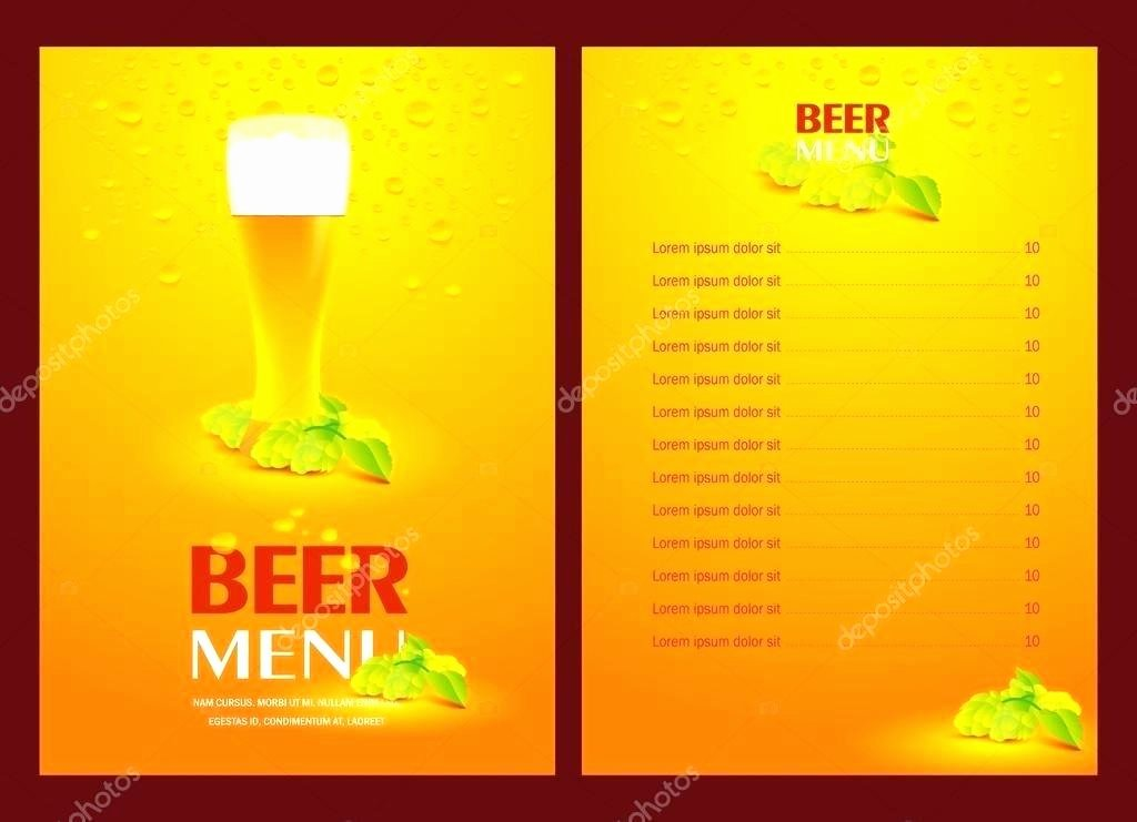 Beer Can Design Template Unique Beer Can Design Template