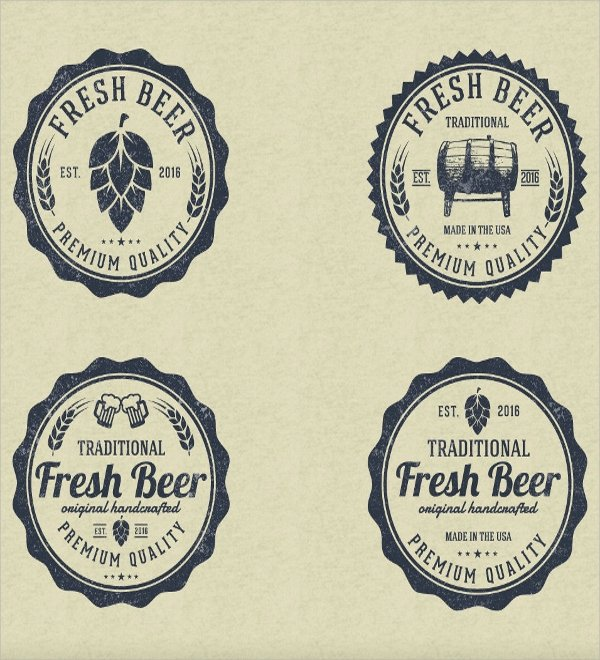 Beer Can Label Template Luxury 20 Label Templates