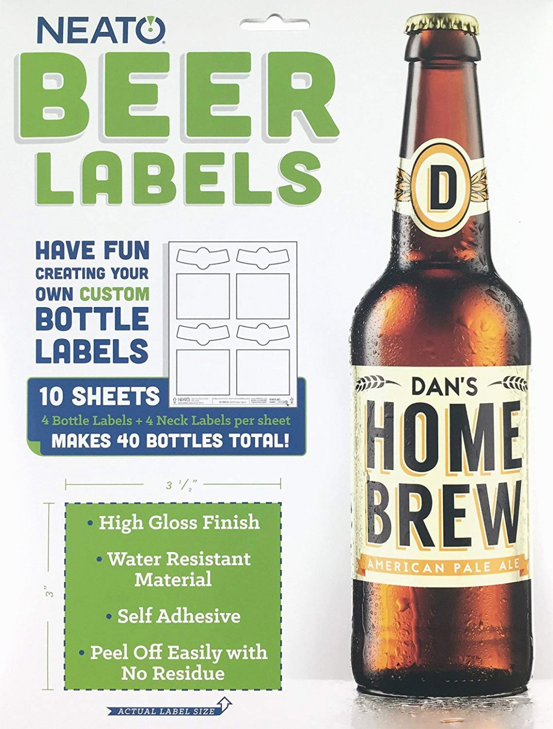 Beer Can Label Template Luxury E Checklist that You Should
