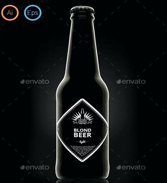 Beer Label Template Illustrator Best Of Craft Beer Labels Best Very Passionate About Review