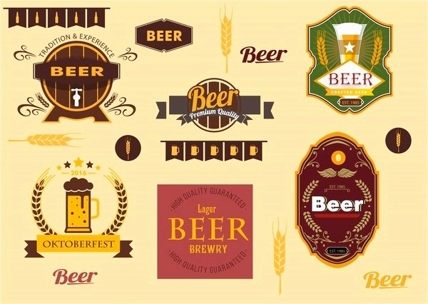 Beer Label Template Illustrator Fresh 14 Best Beer Label Template Illustrator