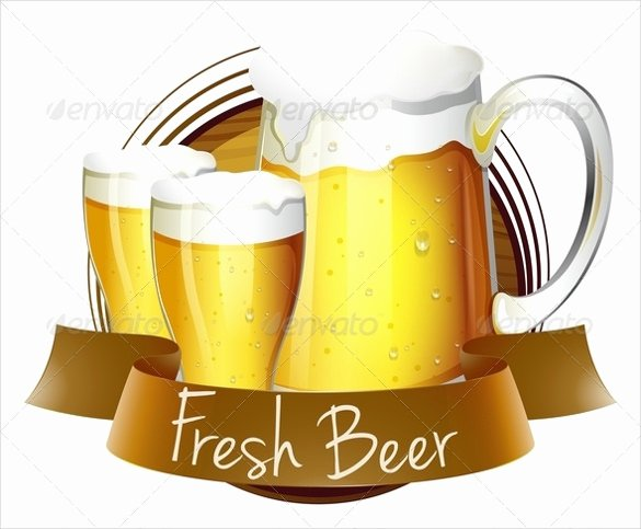 Beer Label Template Illustrator Fresh Beer Label Template 27 Free Eps Psd Ai Illustrator