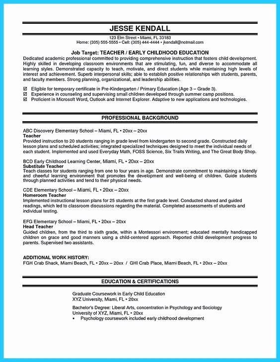 Beginner Acting Resume Template Inspirational Actor Resume Sample Presents How You Will Make Your