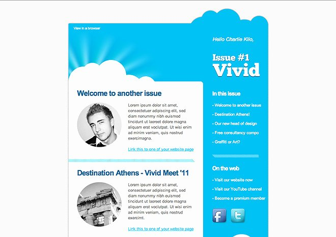 Best Email Template Designs Beautiful for Sale Email Templates Best Designs Award