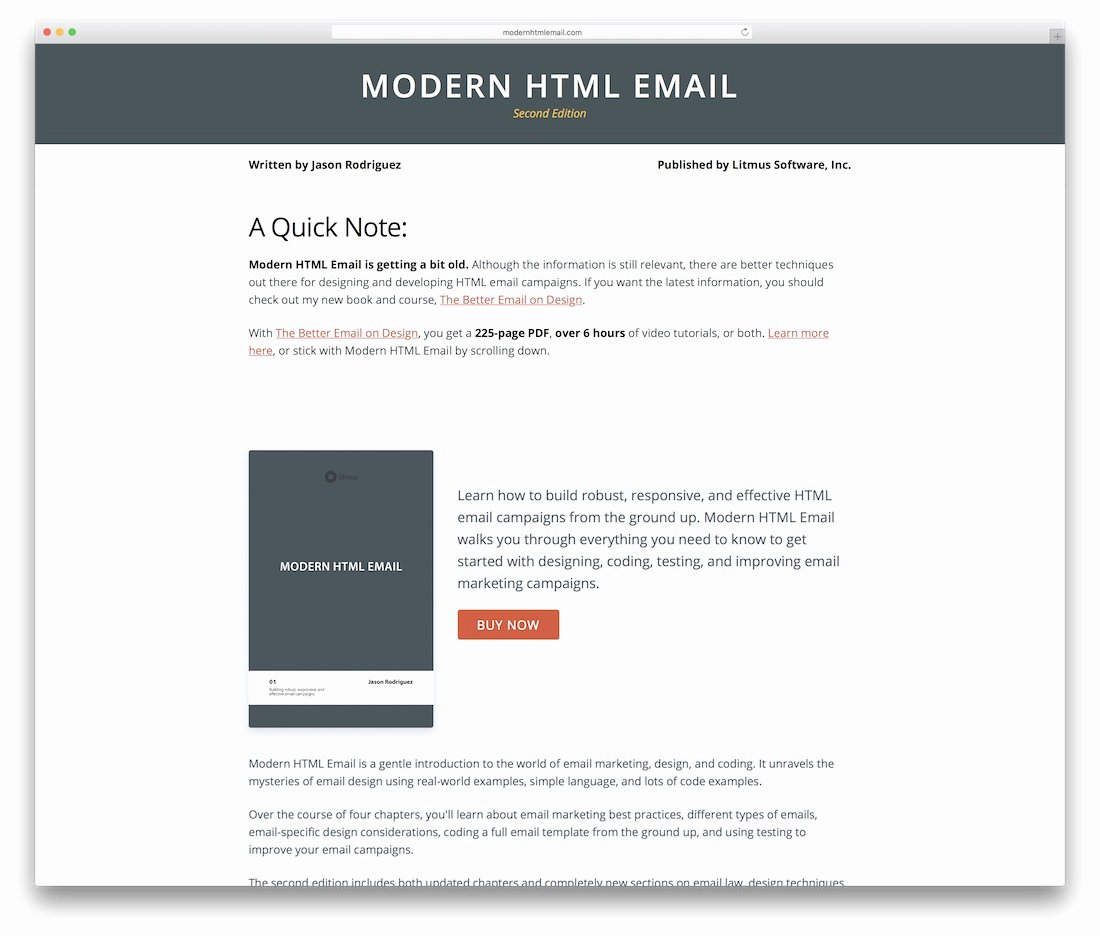 Best Email Template Designs Best Of 25 Best Free Responsive HTML Email Templates 2018