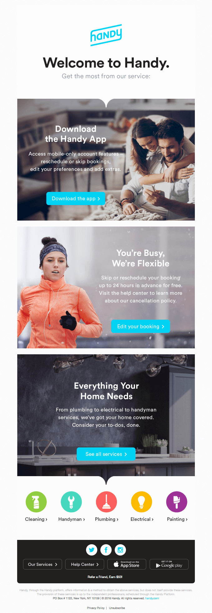 Best Email Template Designs Lovely 13 Of the Best Examples Of Beautiful Email Design