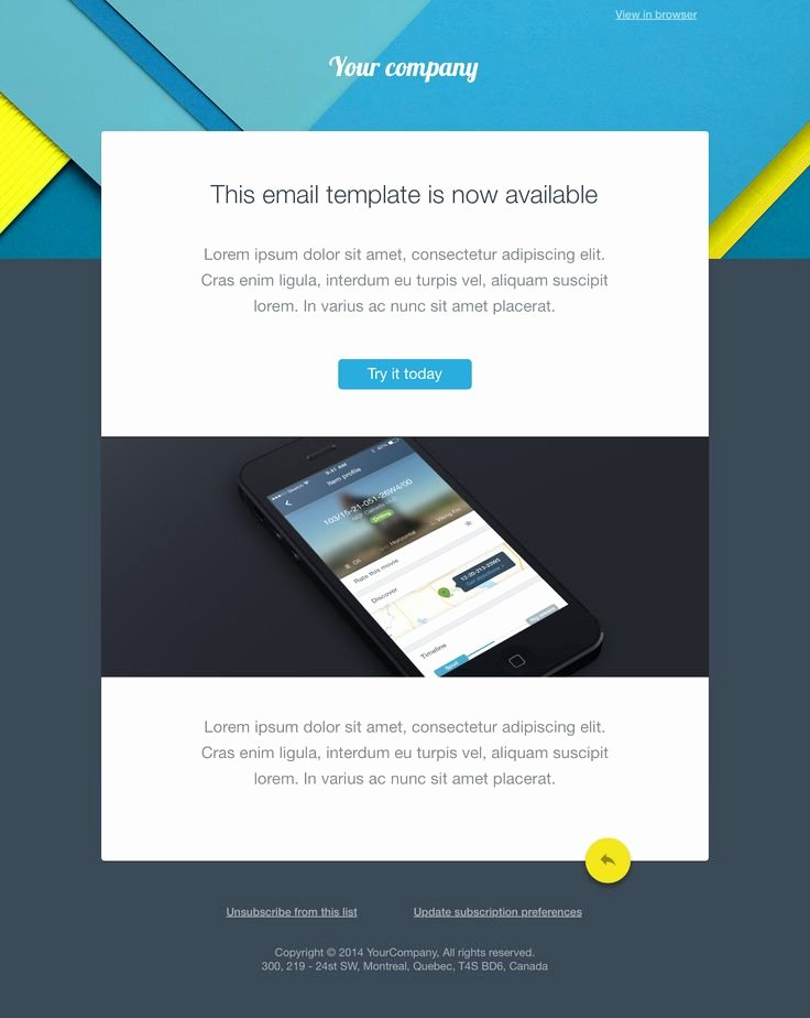 Best Email Template Designs Unique 35 Best Email Blasts Images On Pinterest