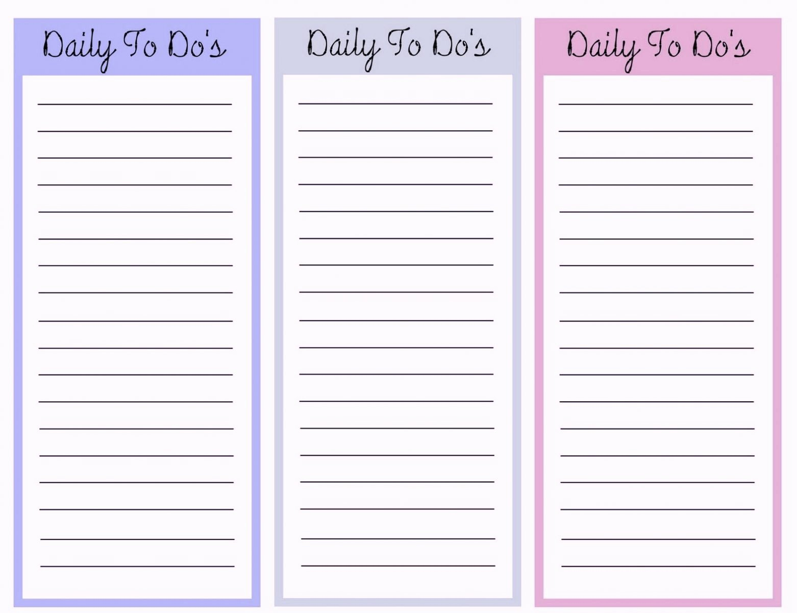 Best to Do List Template Beautiful Best & Free Printable to Do List Excel Cute