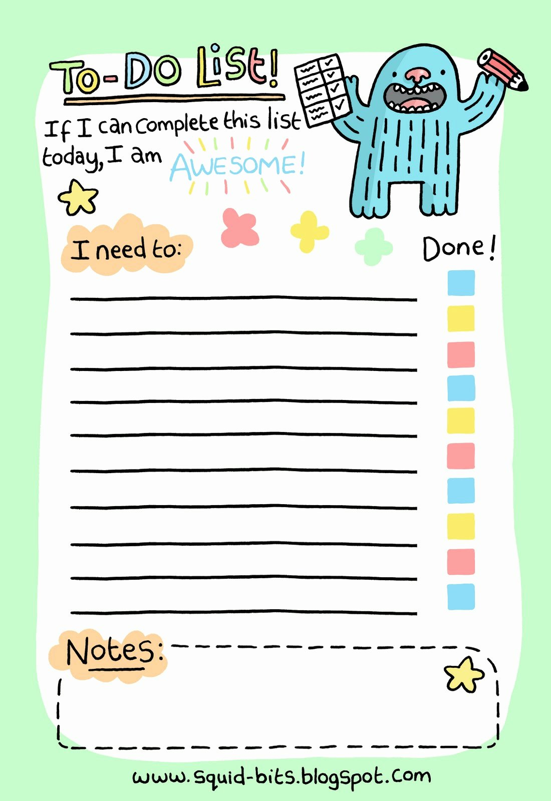 Best to Do List Template Fresh Day 6 at Nanowrimo – Making A to Do List