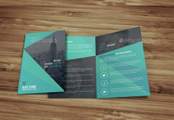 Bi Fold Brochure Template Best Of Bi Fold Brochure Templates – 47 Free Psd Ai Vector Eps