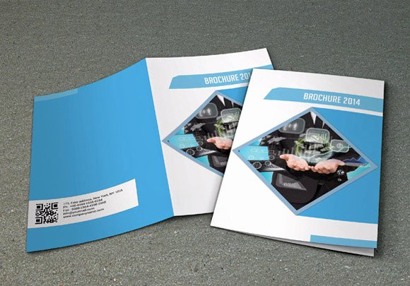 Bi Fold Brochure Template Best Of Bi Fold Business Brochure V16 Brochure Templates On
