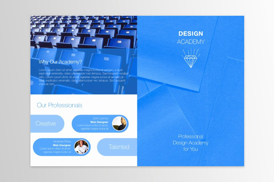 Bi Fold Brochure Template Elegant Free Publisher Templates for Mac