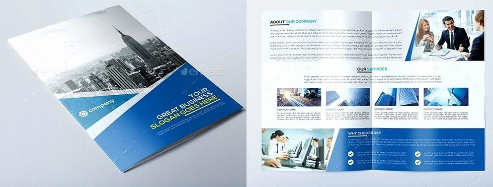 Bi Fold Brochure Template Luxury Bi Fold Brochure Template – Marginesfo