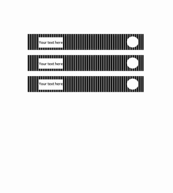 Binder Spine Label Template Best Of 40 Binder Spine Label Templates In Word format Template